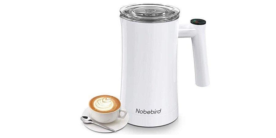 Comprar espumador de leche Nobebird en Amazon