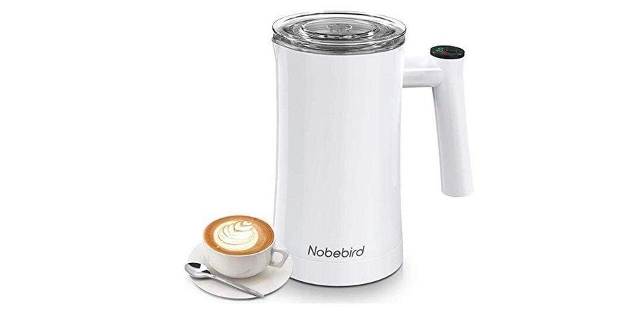 Comprar espumador de leche alcampo Nobebird, espumador leche alcampo, alcampo espumador de leche, calienta leches alcampo, espumador alcampo, alcampo induccion, leche alcampo